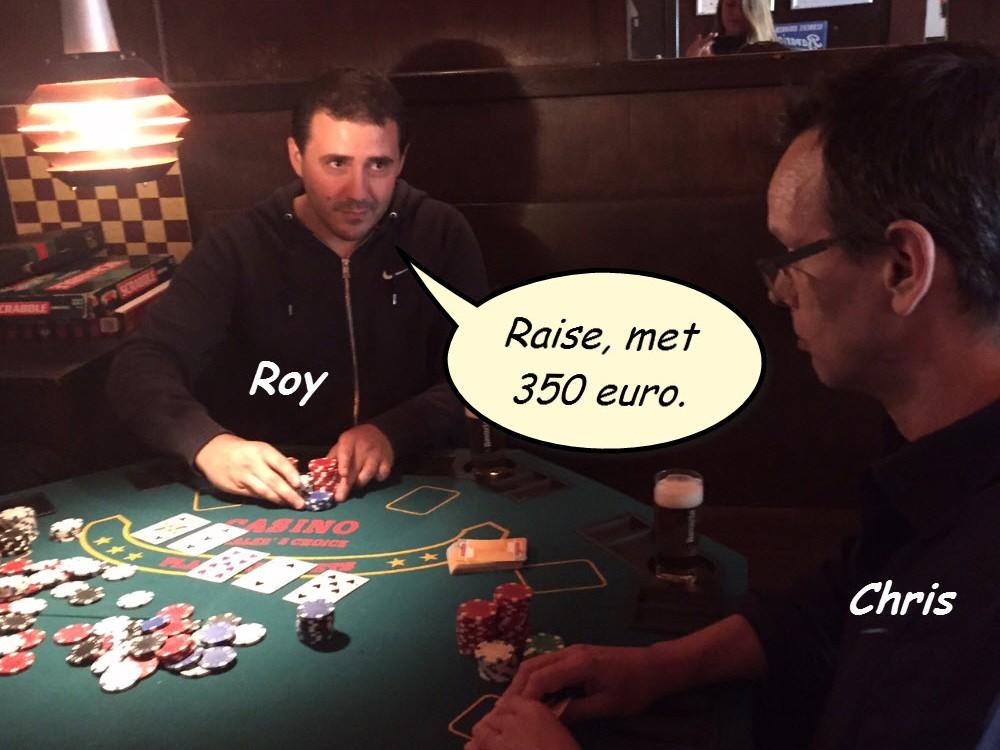 Roy Ishak & Chris Rommers