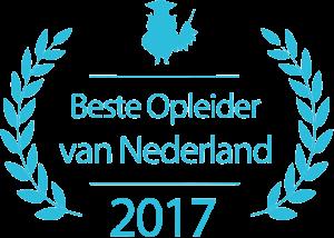 Beste Opleider van Nederland 2017